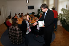 Gradonačelnik primio male izaslanike povodom dječjeg tjedna
