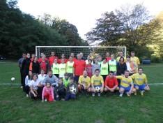 Nogometaši i nogometašice u Bakovčicama