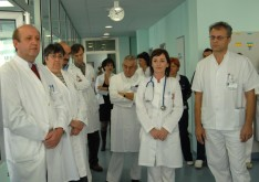 Otvoren novi odijel poluintenzivne njege u opcoj bolnici