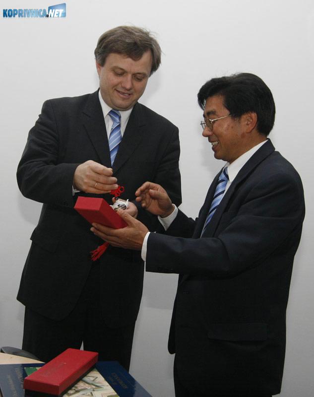 Kineske tvrtke traže partnere u proizvođačkoj industriji. Snimio: Marijan Sušenj