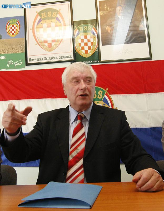 Friščić je priznao da HSS nije uspio ukloniti Šestaka, Romca i Pavlovića kad su uhićeni. Snimio: Marijan Sušenj