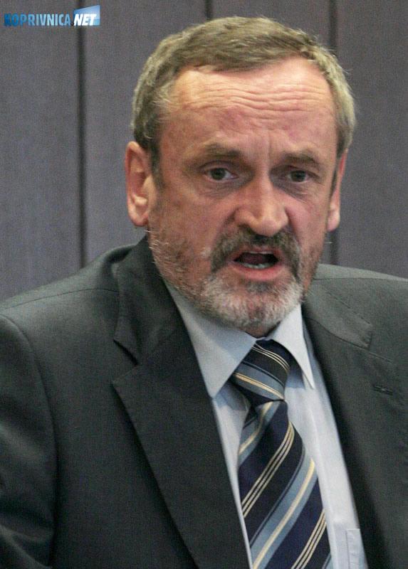 Predsjednik Uprave Belupa Stanislav Biondić. Snimio: Marijan Sušenj