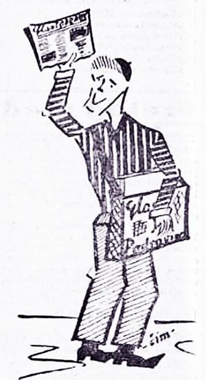Reklama za Glas Podravine 1959. godine