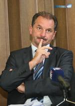 Darko Šket, stečajni upravitelj u križevačkom Impromu. Snimio: Marijan Sušenj