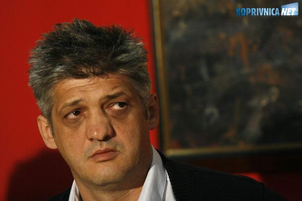 Darko Tetec, glavni povjerenik sindikata PPDIV Danica. Snimio: Marijan Sušenj