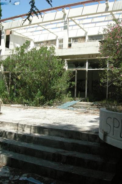 Odmaralište u Pirovcu. Snimio: Marijan Sušenj