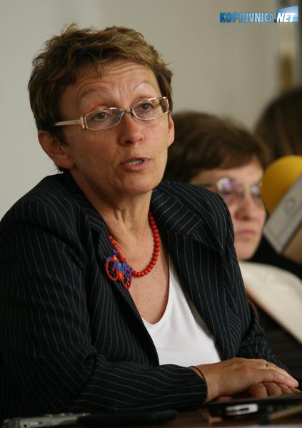 Helena Hečimović. Snimio: Marijan Sušenj