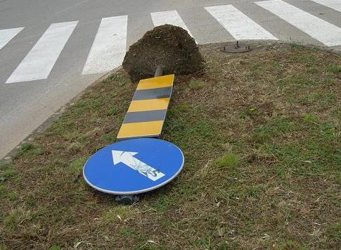 Oni koji vole grad ne rade ovo  // Snimio: Matej Perkov