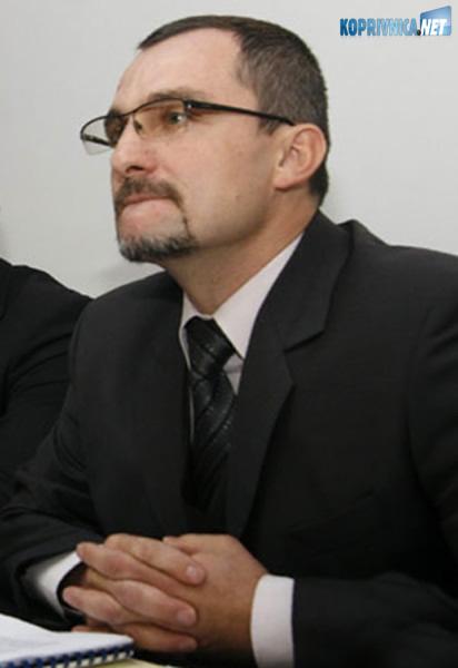 Glasnogovornik PU koprivničko-križevačke Dražen Laljek. Snimio: Marijan Sušenj