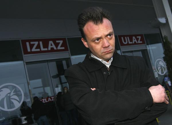 direktor prodajnog centra Peveca u Koprivnici Dražen Kušteliga. Snimio: Marijan Sušenj