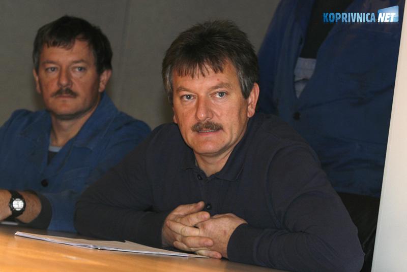 Zvonko Stanin. Snimio: Marijan Sušenj