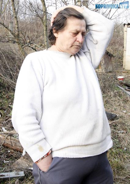 Marija Hasija, Josipova majka. Snimio: Marijan Sušenj