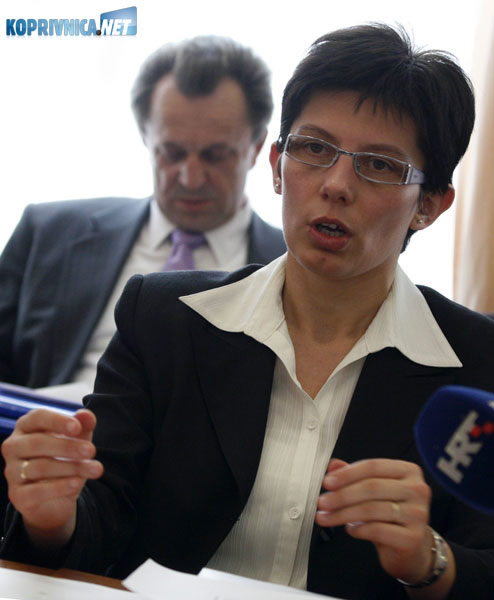 Draženka Vadla. Snimio: Marijan Sušenj