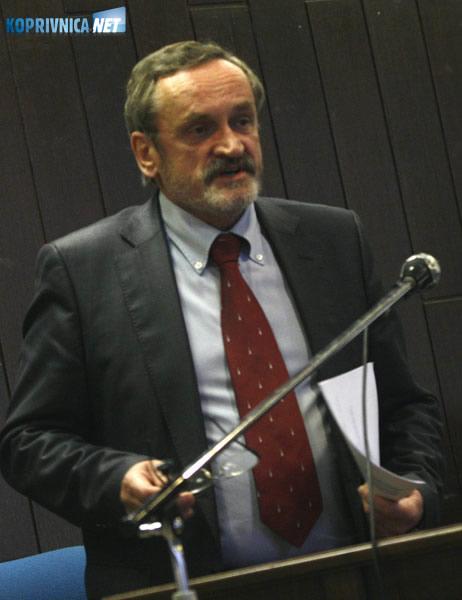 Stanislav Biondić. Snimio: Marijan Sušenj