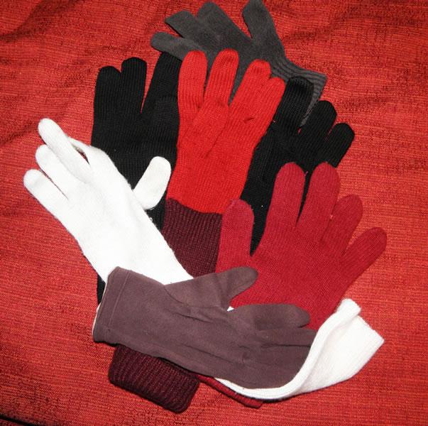 Bacanje rukavica