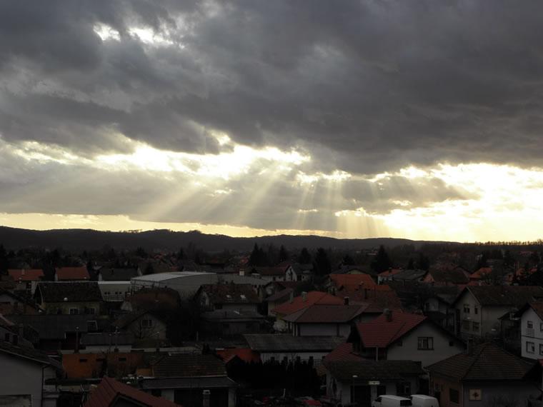 Božić u Koprivnici