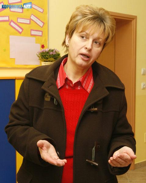 Slavica Mihalec-Kanižaj, ravnateljica Dječjeg vrtića