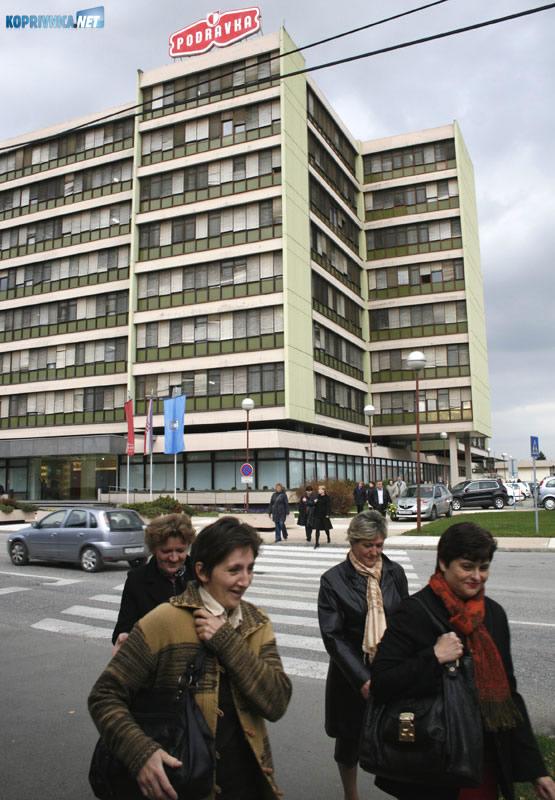 Sukobi unutar PPDIV-a Podravka ne jenjavaju. Foto: Marijan Sušenj