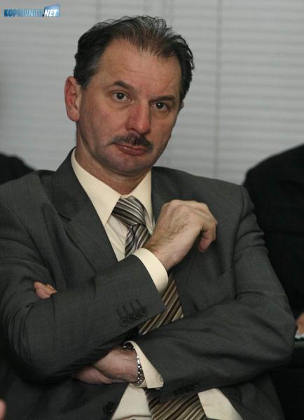 Darko Šket, prvi čovjek Sloge obuća. Foto: Marijan Sušenj