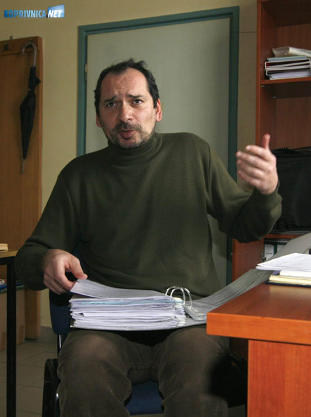 Damir Zlojutro. Foto: Marijan Sušenj