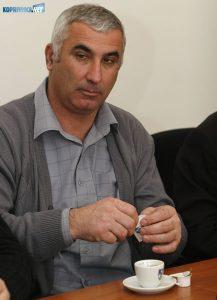 Mladen Mađer, načelnik općine Novigrad Podravski. Foto: Marijan Sušenj