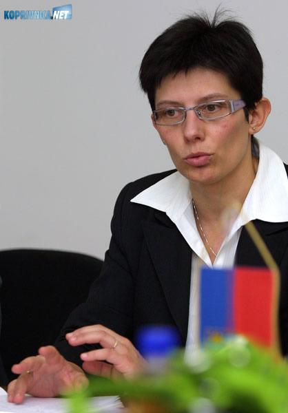 Draženka Vadla, ravnateljica županijskog Zavoda za javno zdravstvo. Foto: Marijan Sušenj