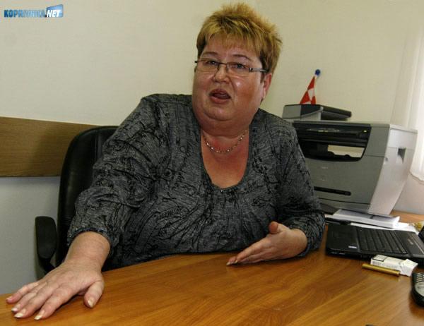 Martinka Marđetko Vuković, predsjednica Nezavisnog sindikata Podravke. Foto: Marijan Sušenj