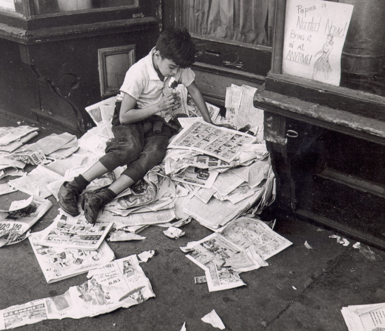Novine // Nije isto čitati s monitora i s papira