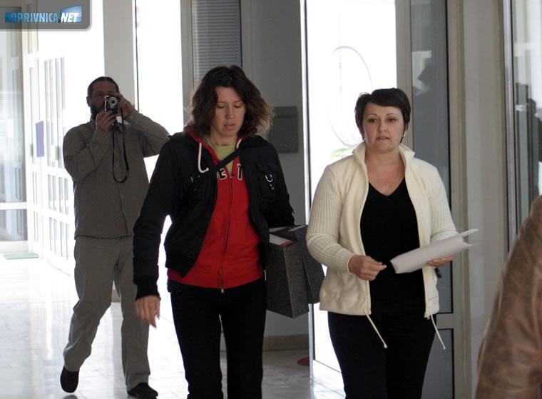 Draženka Gračan (desno) - foto: Ivan Brkić