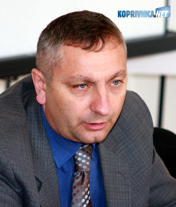 Željko Križić, voditelj koprivničke ispostave inspekcijskog nadzora; Foto: Ivan Brkić