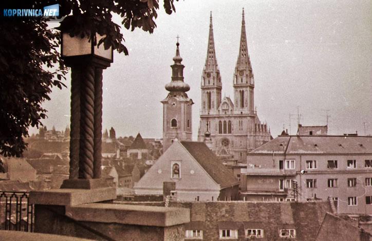Zagreb 60-ih // Snimio Ivo Čičin-Mašansker