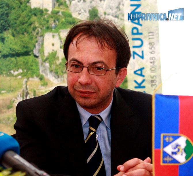 Predstavnik Ministarstva Pero Bilušić; Foto: Ivan Brkić