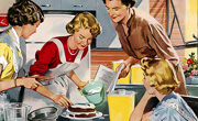 Žene koje se smatraju feministicama mogle bi biti šokirane onime što neki nazivaju novim valom feminizma: vraćanjem žena u kuhinje - i u vrt. // Foto: x-ray delta one (Flickr)
