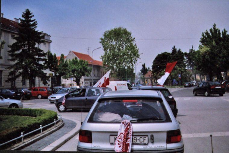 Karusel na Zrinskom trgu