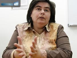 Ksenija Horvat. Foto: Marijan Sušenj