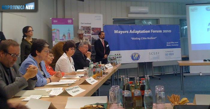 Mayors Adatptation Forum