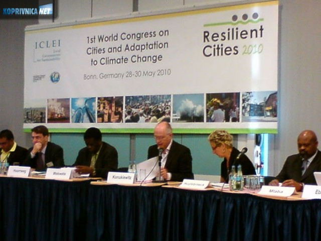 Recilient Cities 2010