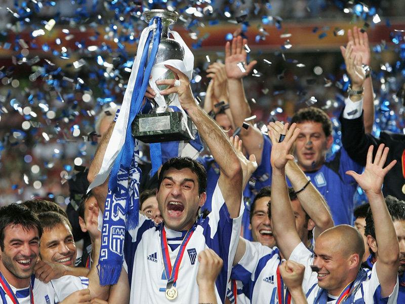 Hoće li Grci opet doći visoko kao na Euru 2004.?