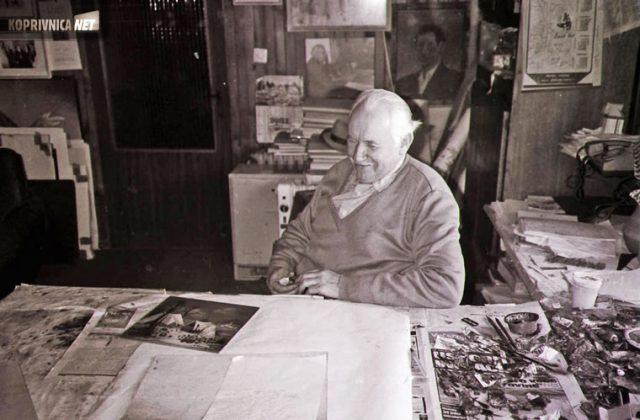 Stari majstor Ivan Večenaj