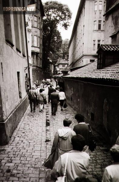 Ulaz u praški geto