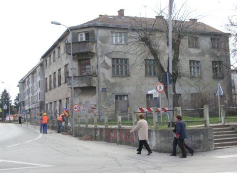 Ruglu na ulazu u Koprivnicu napokon je došao kraj // foto: Radio Koprivnica