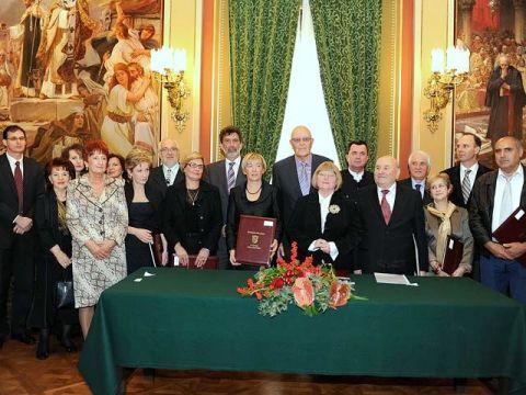 Senki Petrović dodijeljena državna nagrada