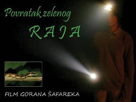 Povratak zelenog Raja