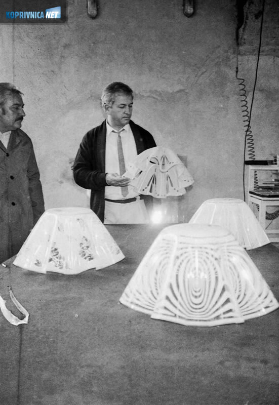 Staklena sjenila za lampe