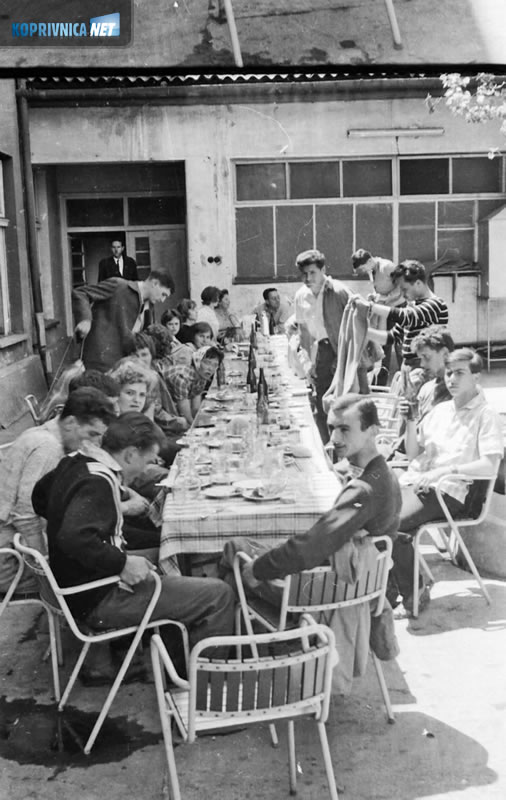 Maturanti generacije 1942. godine