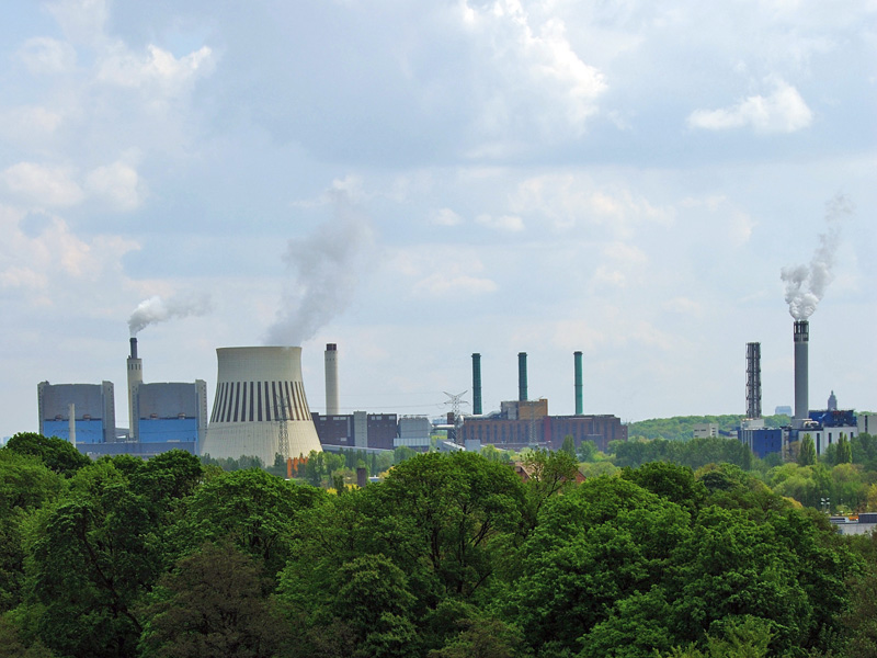 Ispuštanje stakleničkih plinova