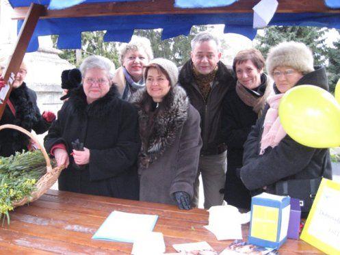 Mimozama je u tri grada prikupljeno 6 tisuća kuna // foto: kckzz.hr
