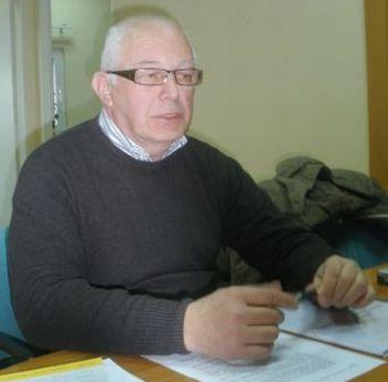 Krešimir Janach // foto: Radio Koprivnica