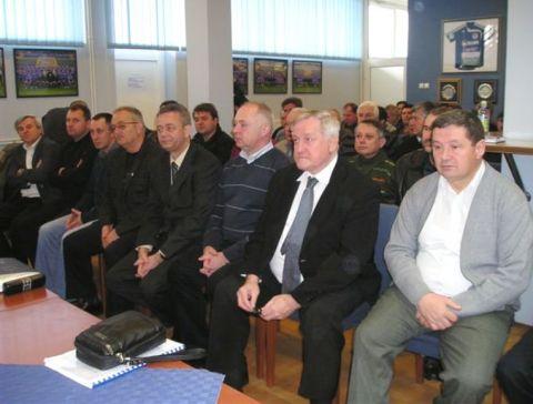 U isto vrijeme održavala se skupština u Zagrebu i u Koprivnici // foto:Radio Koprivnica