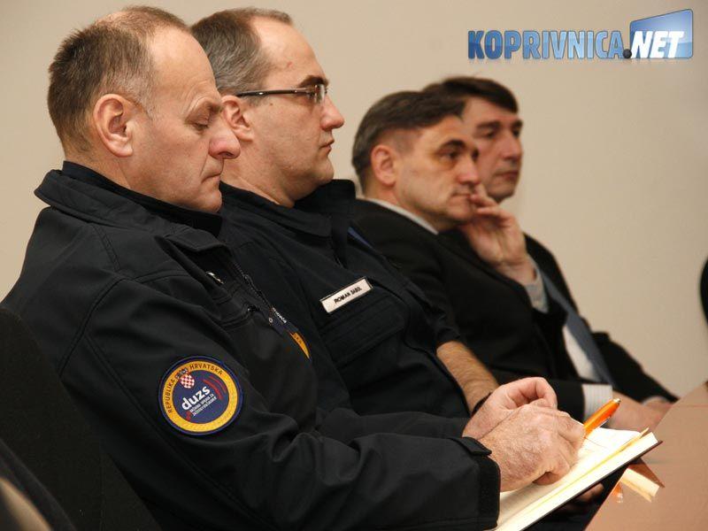 Sjednici su nazočili i obnašatelji visokih dužnosti DUZS-a // foto: Ivan Brkić